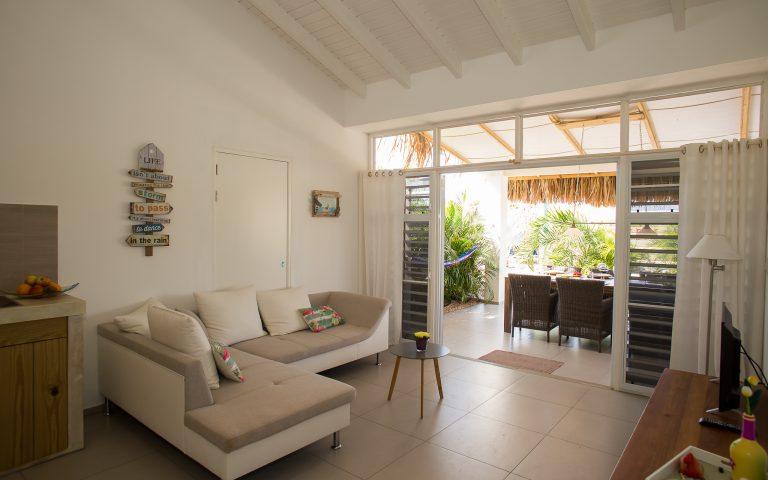 Bonaire Luxury Villa apartments - Kas Tuna