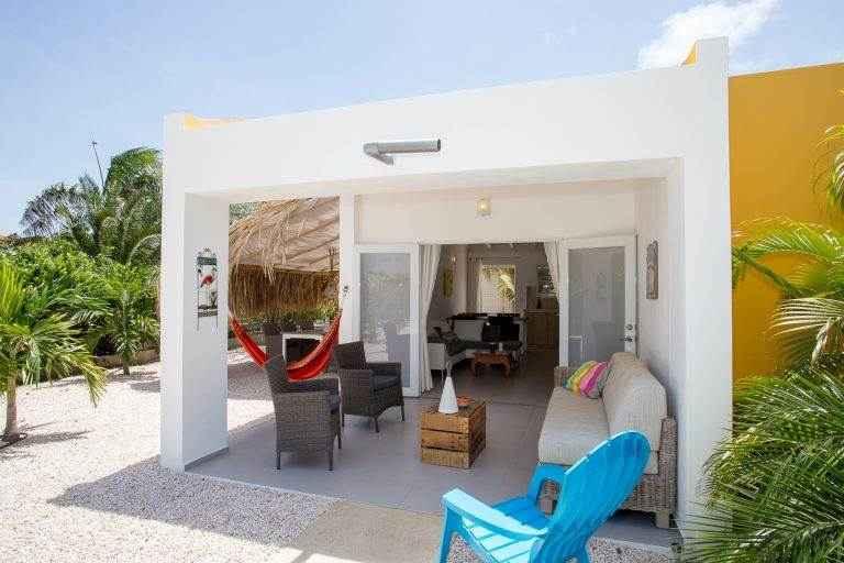 Bonaire Luxury Villa apartments - Kas Barracuda