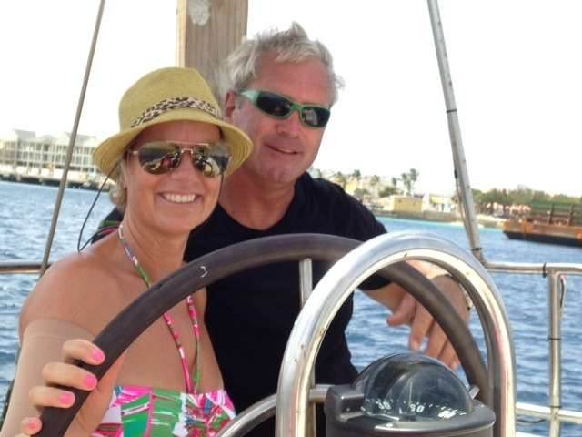 About Lilian and Mark - Bonaire Luxury villa apartments