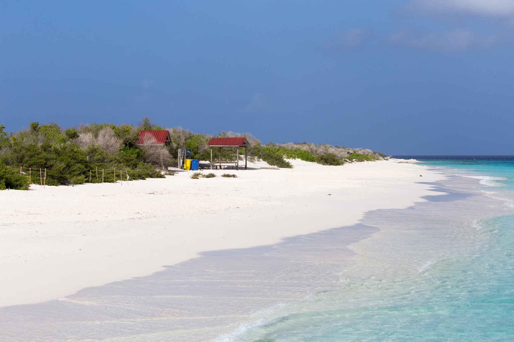 Bonaire luxe villa appartementen-klein Bonaire