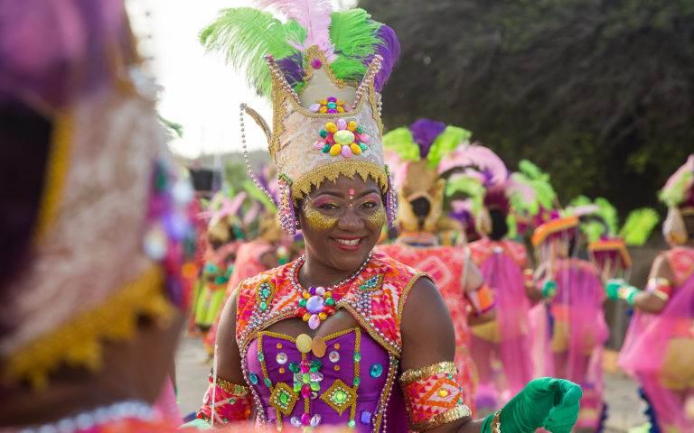 Bonaire luxury villa apartments - carnaval