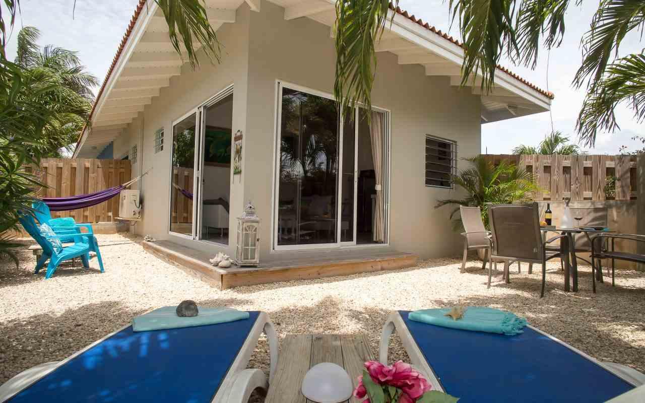 Kas Dolphin appartement Sabalpalm Bonaire