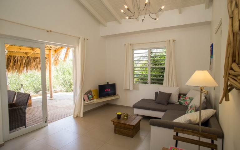 Luxury Villa Apartments for rent Bonaire -Kas Wahoo