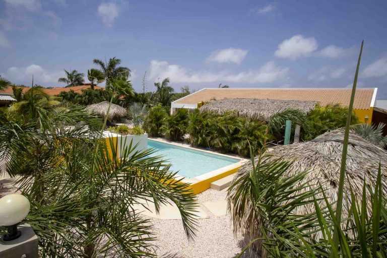 Rent a Luxury Villa Apartment Bonaire - Kas Wahoo