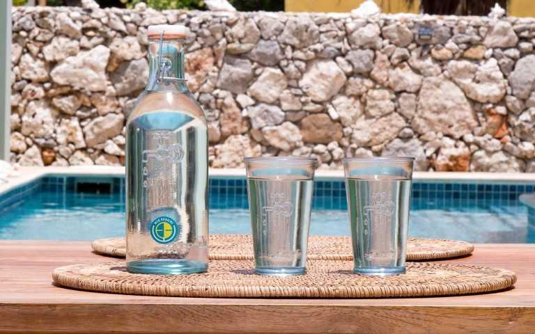 Apartmenten te huur Bonaire- kraanwater